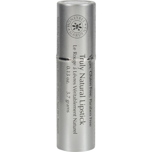 Honeybee Gardens Truly Natural Lipstick Burlesque - 0.13 oz - {shop_name}