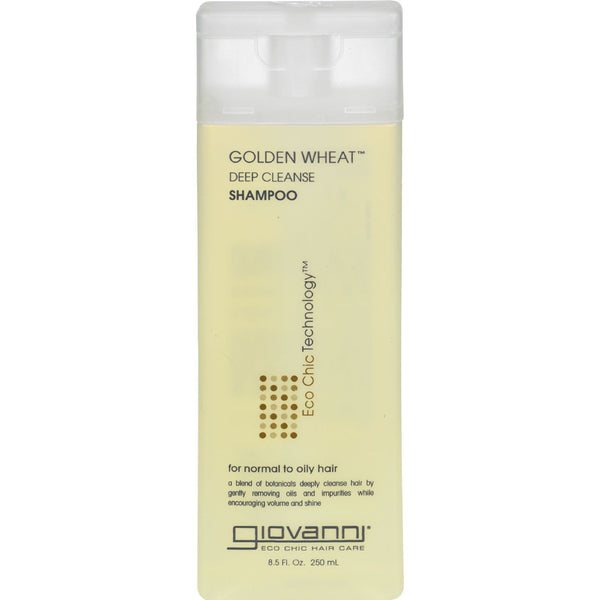 Giovanni Deep Cleanse Shampoo Golden Wheat - 8.5 fl oz - {shop_name}