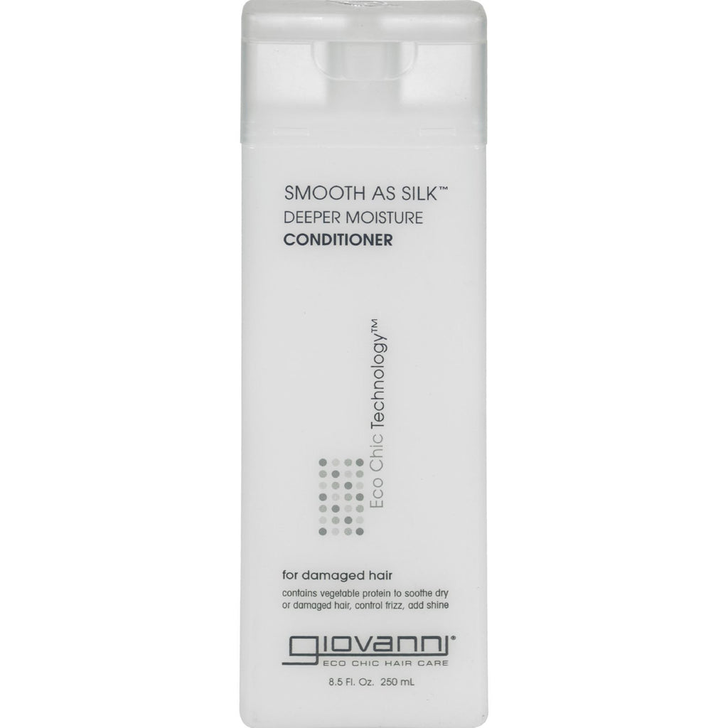 Giovanni Smooth As Silk Deeper Moisture Conditioner - 8.5 fl oz - {shop_name}