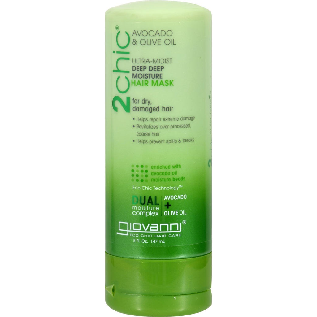 Giovanni Hair Care Products Hair Mask - 2Chic Avocado and Olive Oil - 5 oz - {shop_name}