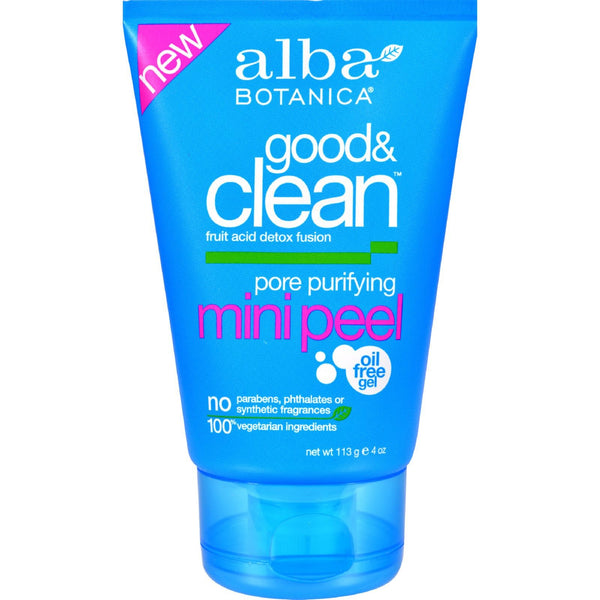 Alba Botanica Good and Clean Pore Porifying - 4 oz - {shop_name}