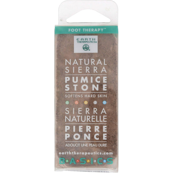 Earth Therapeutics Natural Sierra Pumice Stone - 1 Pumice Stone - {shop_name}