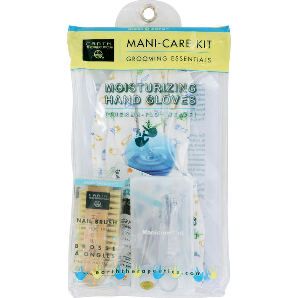 Earth Therapeutics Mani-Care Kit - 1 Kit - {shop_name}