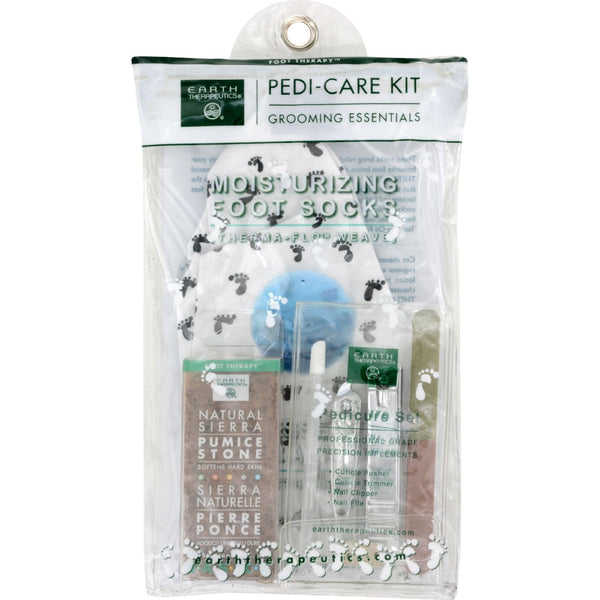 Earth Therapeutics Pedi-Care Kit Grooming Essentials - 1 Kit - {shop_name}