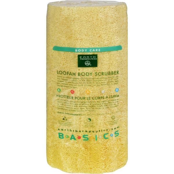 Earth Therapeutics Loofah Body Scrubber - 1 Loofah - {shop_name}