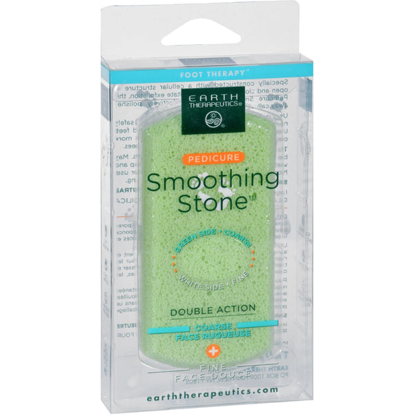 Earth Therapeutics Pedi-Glass Stone - Green - 1 Count - {shop_name}