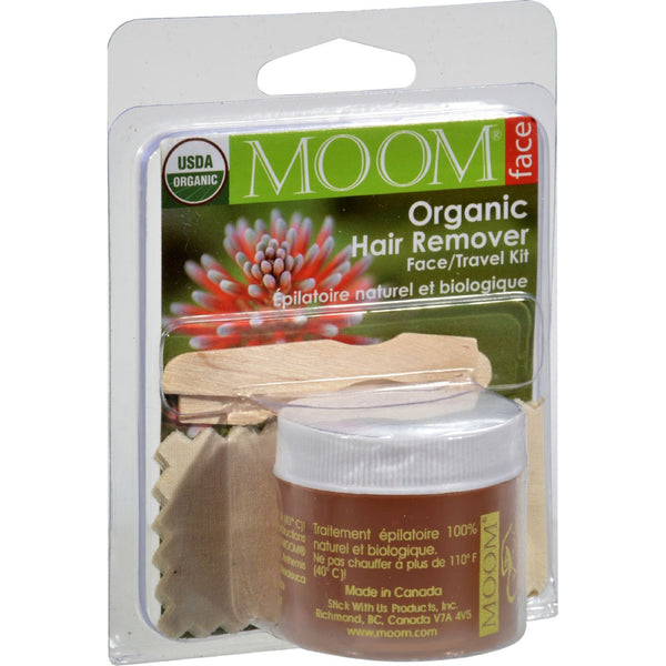 Moom Organic Hair Remover Mini Kit - 1 Kit - {shop_name}