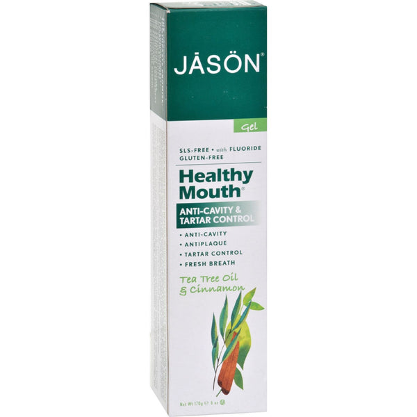 Jason Healthy Mouth CoQ10 Tooth Gel - 6 oz - {shop_name}