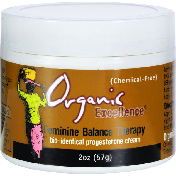 Organic Excellence Feminine Balance Therapy - 2 oz - {shop_name}
