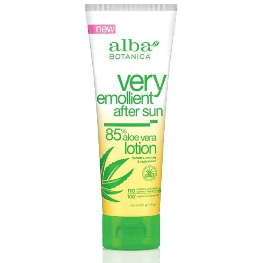 Alba Botanica After Sun Lotion - 85% Aloe - 8 oz - {shop_name}