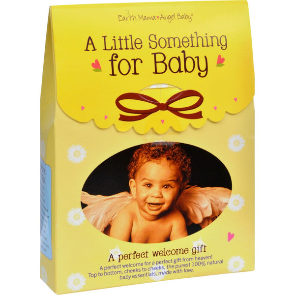 Earth Mama Angel Baby Little Something For Baby Welcoming Gift Kit - {shop_name}