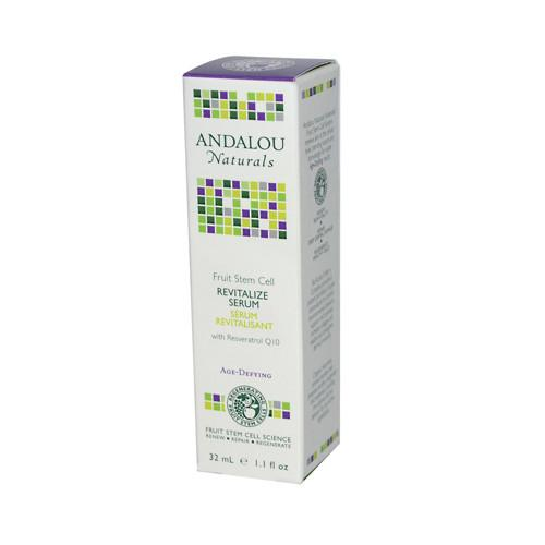 Andalou Naturals Age Defying Revitalize Serum Fruit Stem Cell - 1.1 fl oz - {shop_name}
