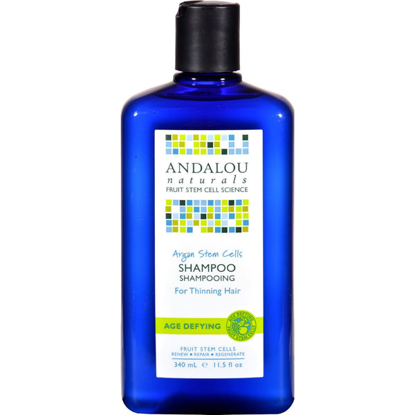 Andalou Naturals Age Defying Shampoo with Argan Stem Cells - 11.5 fl oz - {shop_name}