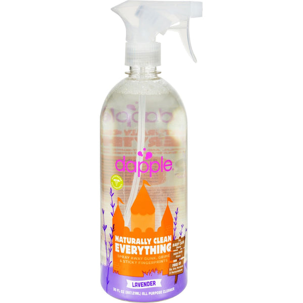 Dapple All Purpose Cleaner Spray - Lavender - 30 fl oz -Household Cleaners- Allergy Free Me