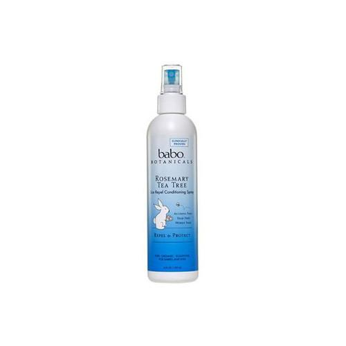 Babo Botanicals Lice Repel Conditioning Spray Rosemary - 8 fl oz - {shop_name}