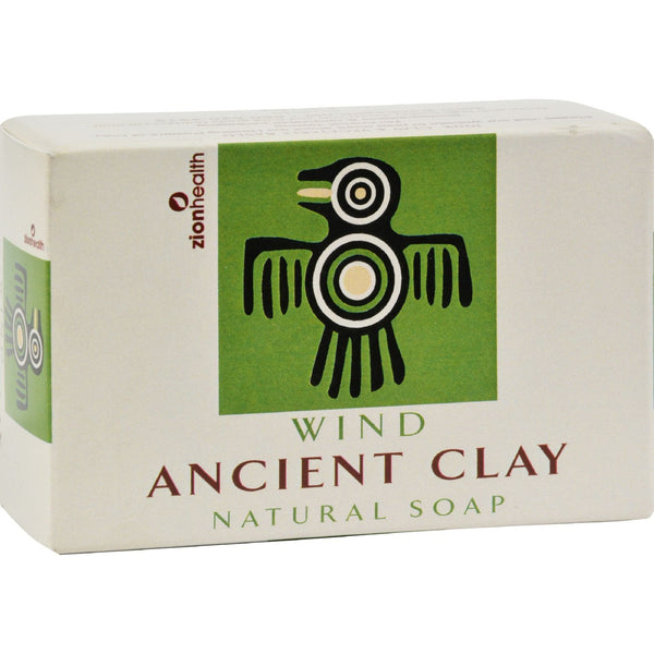 Zion Health Clay Soap - Wind - 6 oz - {shop_name}