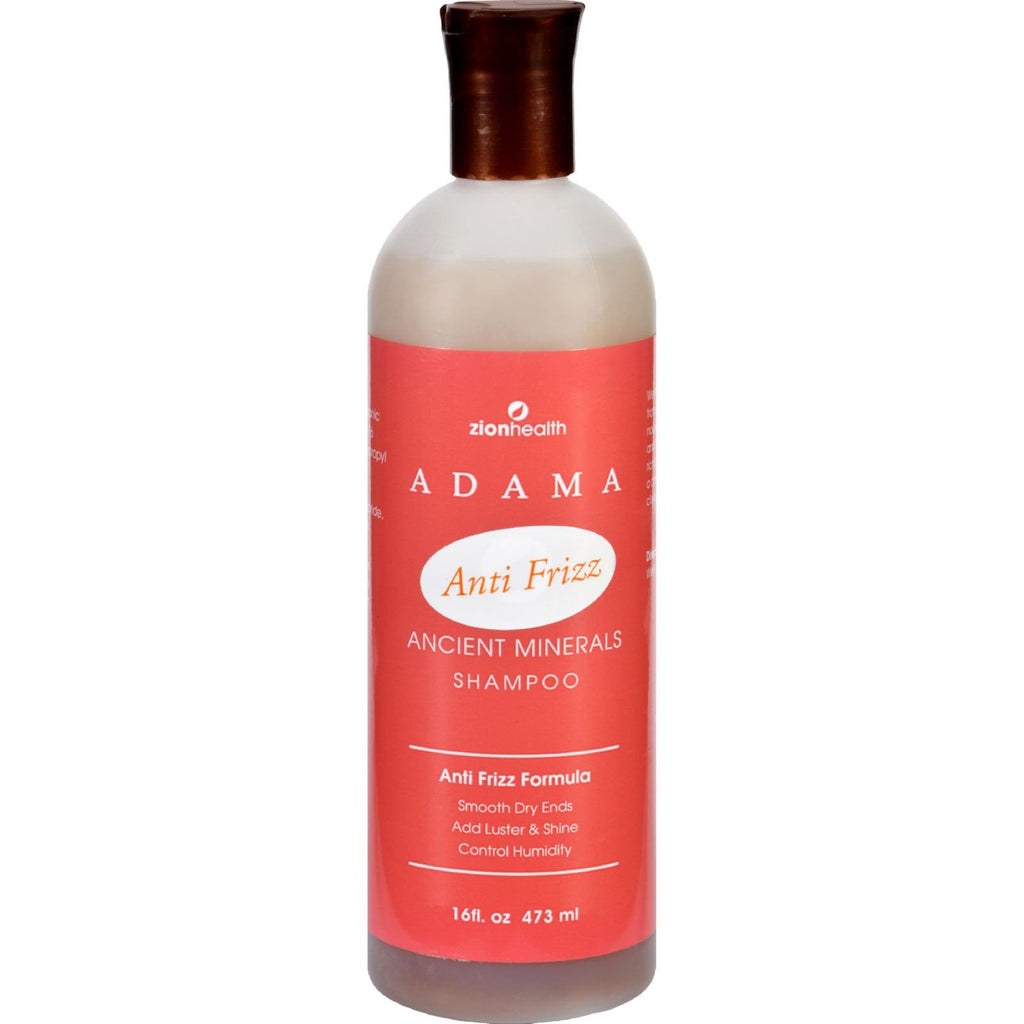Zion Health Adama Minerals Anti Frizz Shampoo - 16 fl oz - {shop_name}
