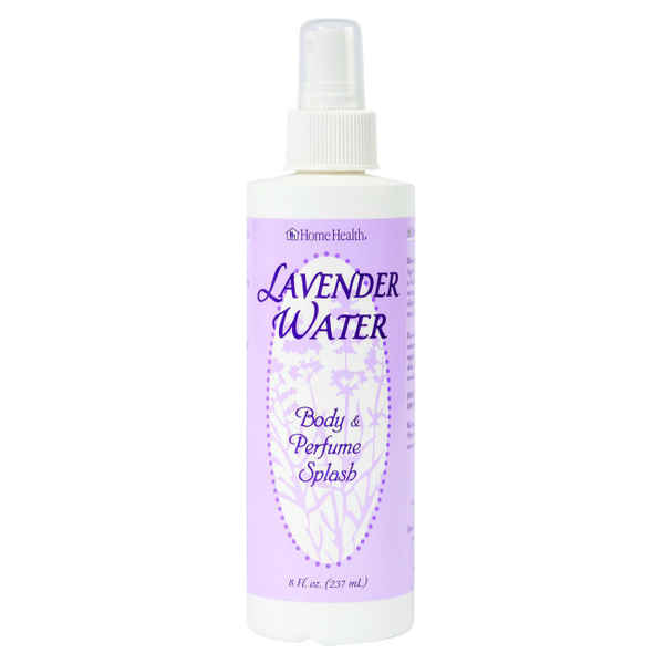 Home Health Body and Perfume Splash - Lavender Water - Case of 1 - 6 Fl oz. - {shop_name}