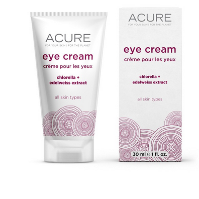 Acure Eye Cream - Chlorella and Edelweiss Stem Cell - Case of 1 - 1 FL oz. - {shop_name}