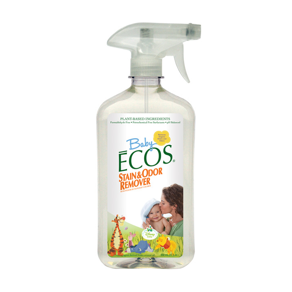 Earth Friendly Baby Disney Stain and Odor Remover - Case of 6 - 22 FL oz. - {shop_name}
