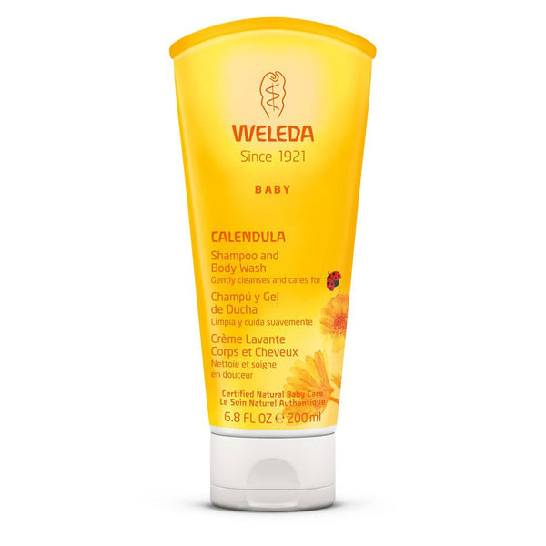Weleda Calendula Shampoo and Body Wash - 6.8 fl oz - {shop_name}