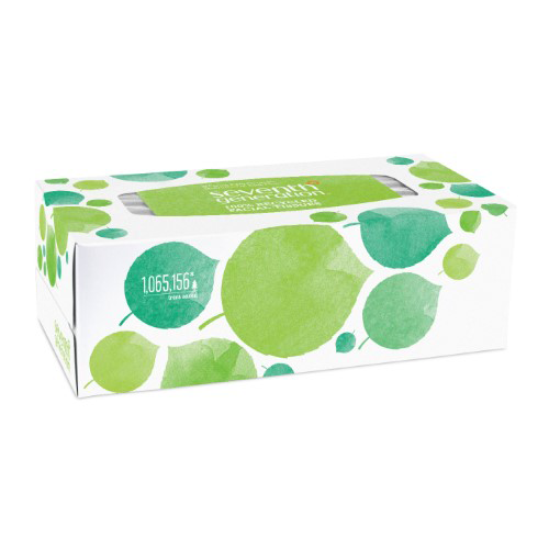 Seventh Generation Recycled Facial Tissue - Box - Case of 36 - 175 Count - {shop_name}