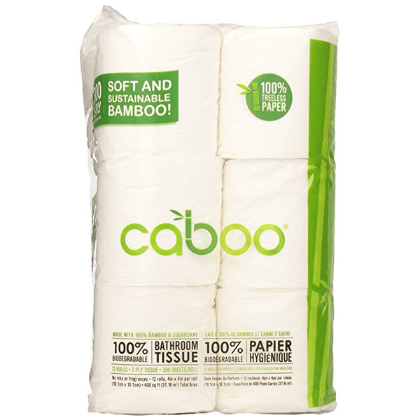Caboo Tissue Bath - Case of 6 - {shop_name}
