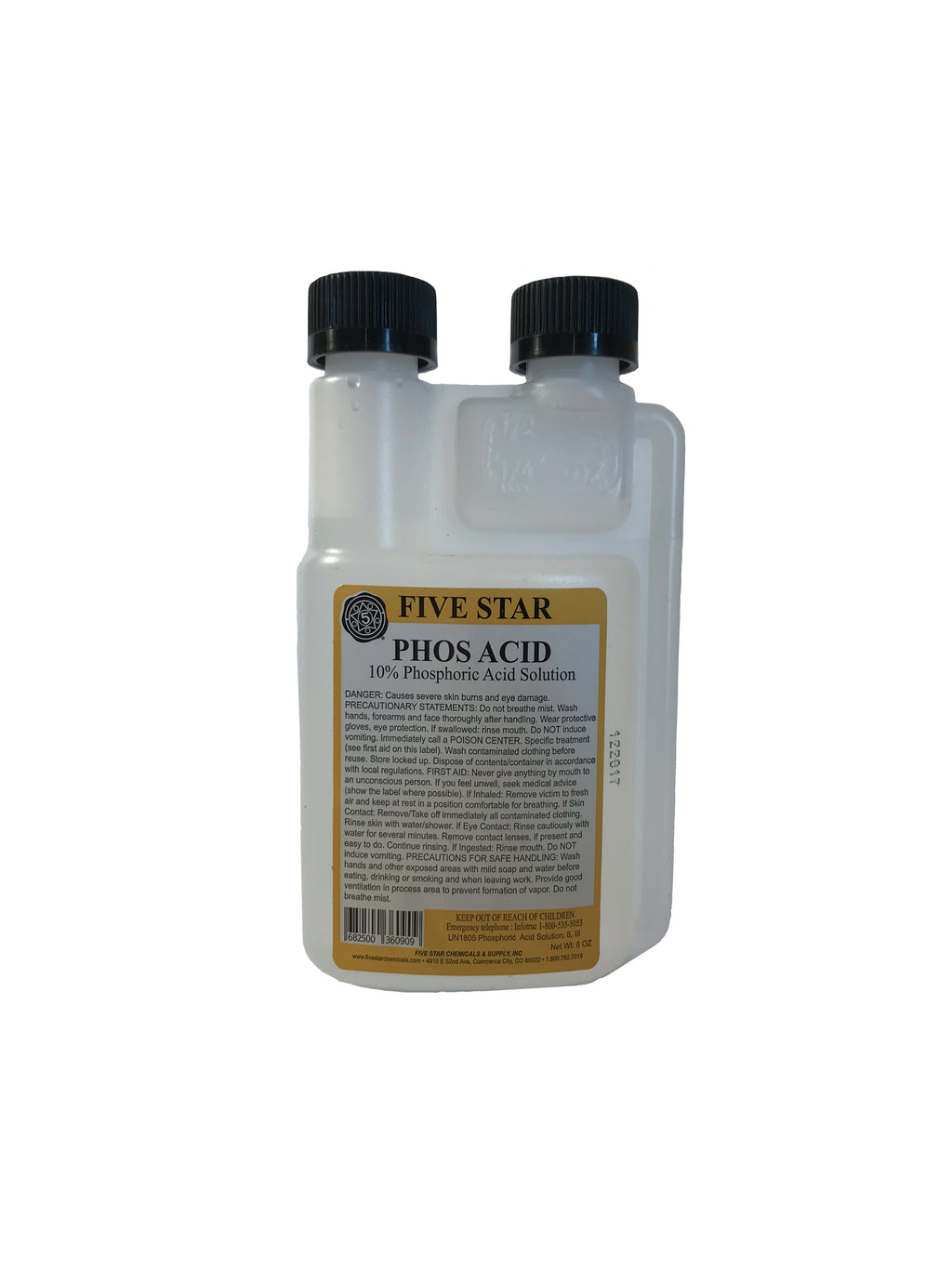 Phosphoric Acid 10% - Five Star
