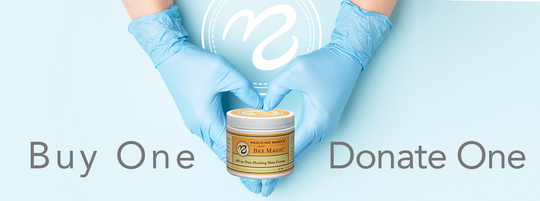 Introducing Our Buy One, Donate One Campaign Featuring Our Sweet Bee Magic Product!
