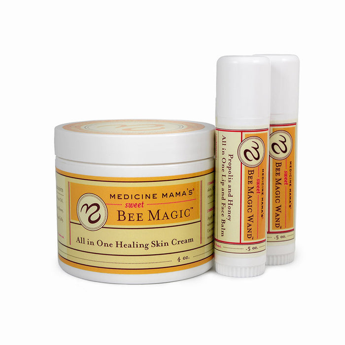 Medicine Mama's Sweet Bee Magic Skin Essentials Kit