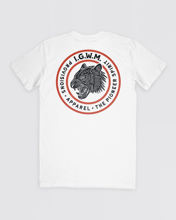 The Pack Tee Sale Item In God We Must