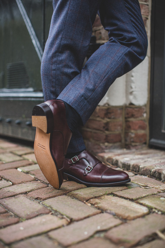 City Brown Leather
