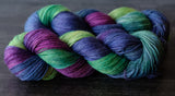 Willow Sock: Water Lilies