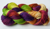 Willow Sock: Braeburn
