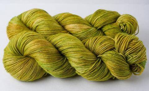 Willow Sock: Lemongrass