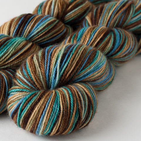 Willow Sock: Cocoa Nouveau
