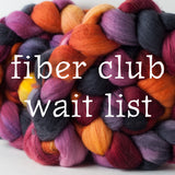 Fiber Club Wait List