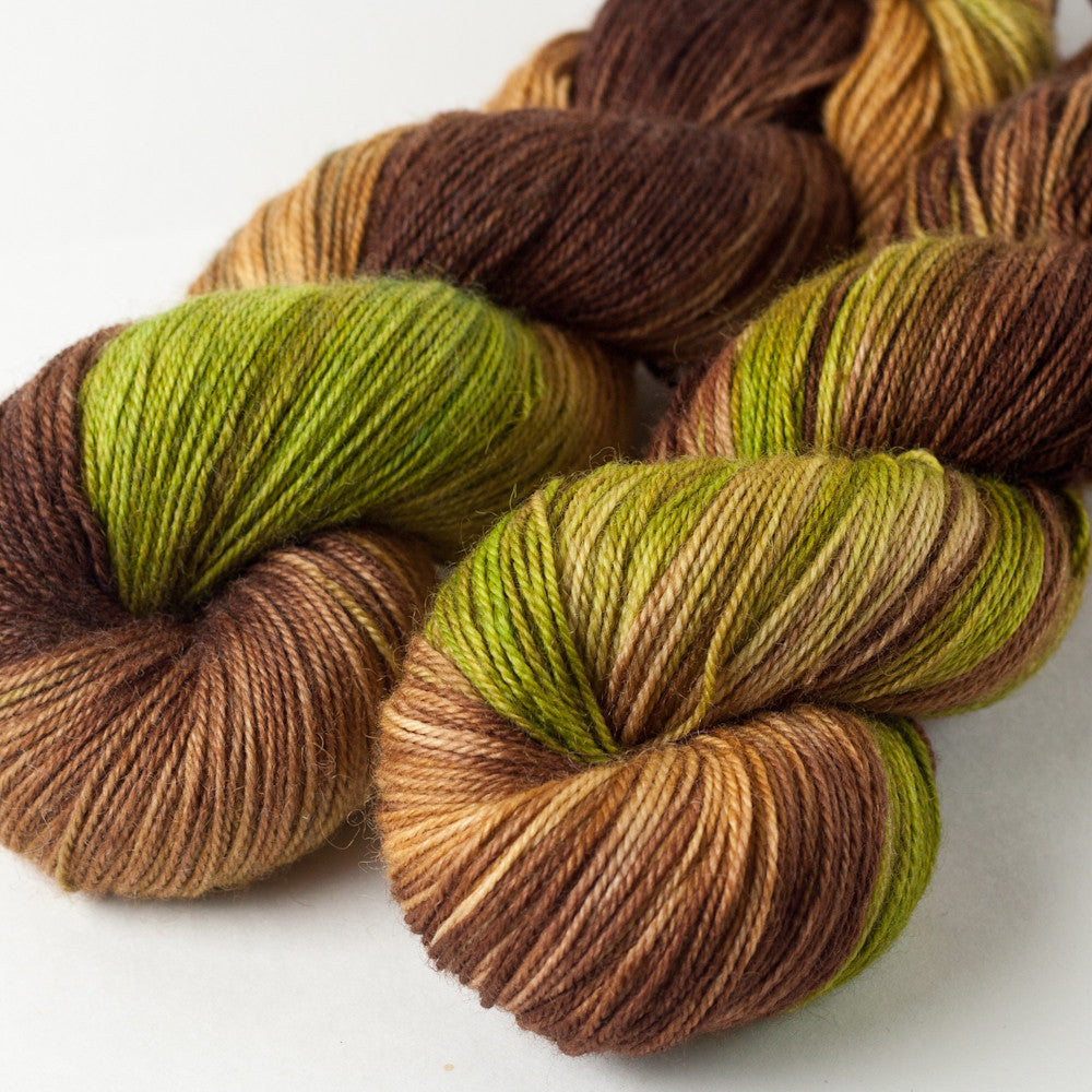 Willow Sock: Masala Chai