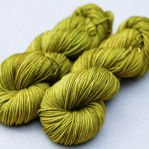 Cascara Worsted: Lemongrass