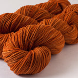 American Dream Worsted: Persimmon variation