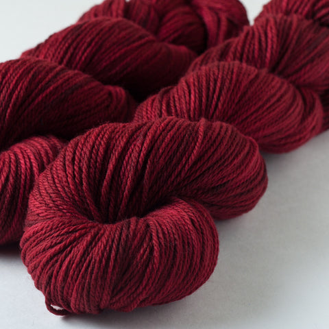 American Dream Worsted: Garnet