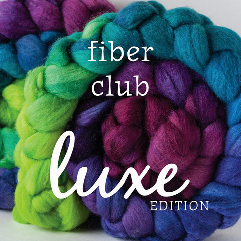 RENEWALS ONLY ~ Fiber Club - Luxe Edition: US customers