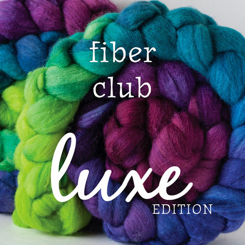 INVITATION ONLY ~ Fiber Club - Luxe Edition: Customers outside of US and Canada