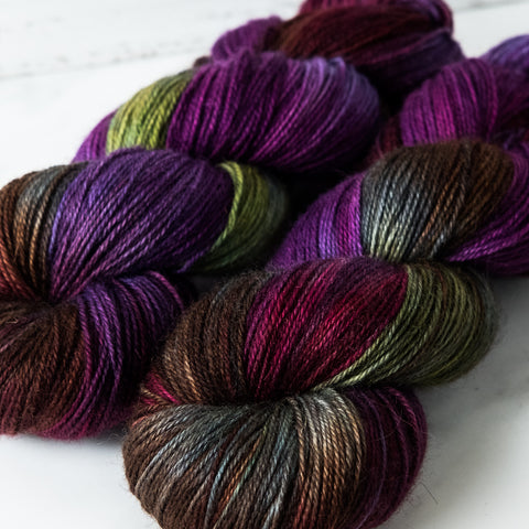 Willow Sock: Angelica