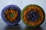 Gradient sock-weight yarn: Horse Heaven Hills