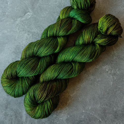 50/50 Silk/Merino: North Fork