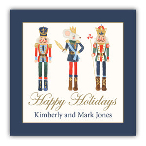 Nutcracker Gift Labels