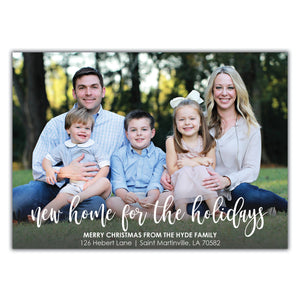 Christmas Moving Announcement