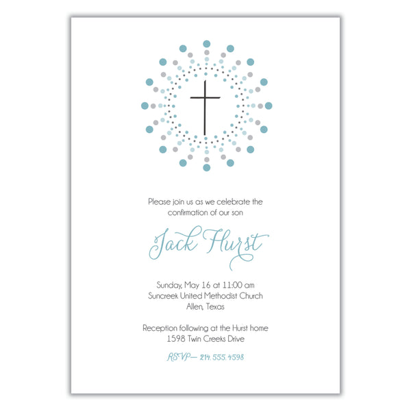 First Communion Invitation