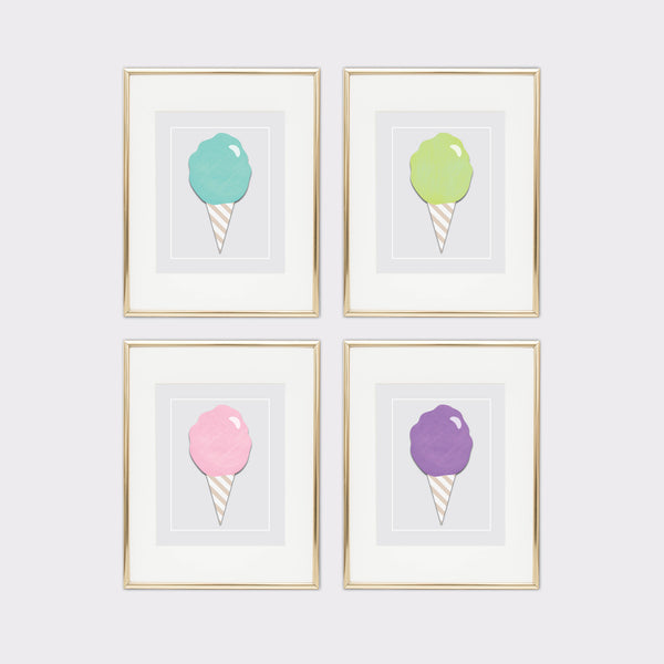 Cotton Candy Printables